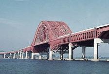 고속도로, 교량, 터널