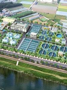 물 산업 이미지